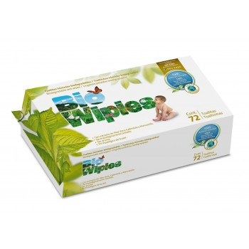 Bio Baby Disposable Wet-Wipes 72's