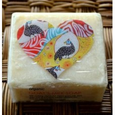 Organic Goat's Milk Soap 100% Natural