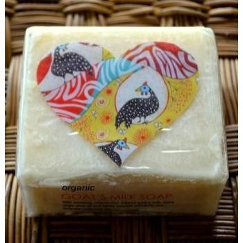 Organic Goat's Milk Soap 100% Natural