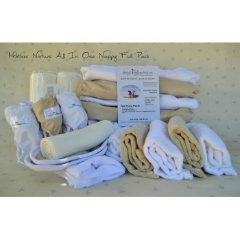 Full-Time Pack: All-in-Three Nappy