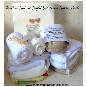 Night Solutions Nappy Pack: The Nature Nappy