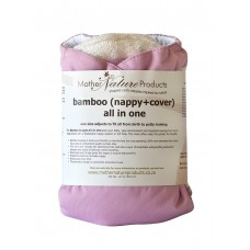All-In-One Bamboo Nappies (Nappy + Cover)