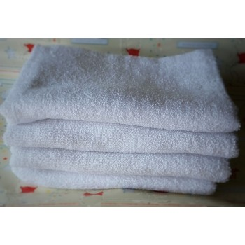 Terry  Squares/ Cotton Prefolds 4-Pack