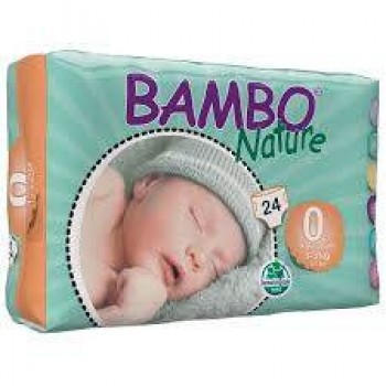 Premature Bambo Eco Disposable Nappies