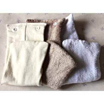 All-in-three Nappy Inserts (2-Pack)