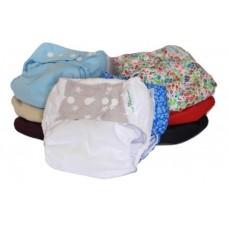 All-In-Three Cloth Nappy (Nappy + Cover)