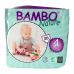 Bambo Nature Eco Disposable Nappies Size 4:  7-18 kg's 30's (maxi)