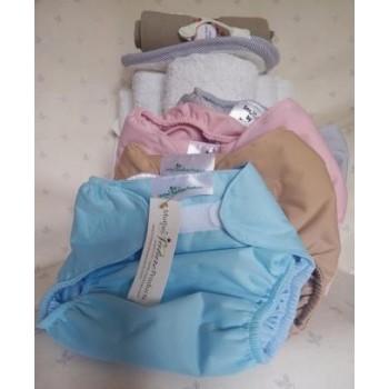 Basics Cloth Nappy Pack