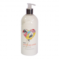 Organic Goat's Milk Lotion for the Whole Family 500mls