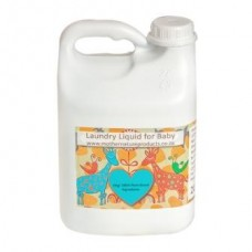 Natural Laundry Liquid Soap for Baby - 2 litres