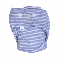 Rainbow Nature Nappy (one size fits most)