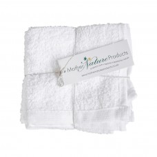 100% Cotton Washable Wipes 4-pack