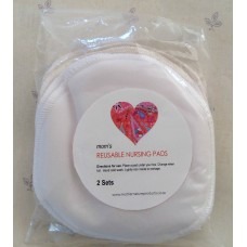 Cloth Nursing Pads for Breast-feeding Mothers 2 sets