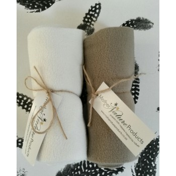 Washable Fleece Nappy Liners